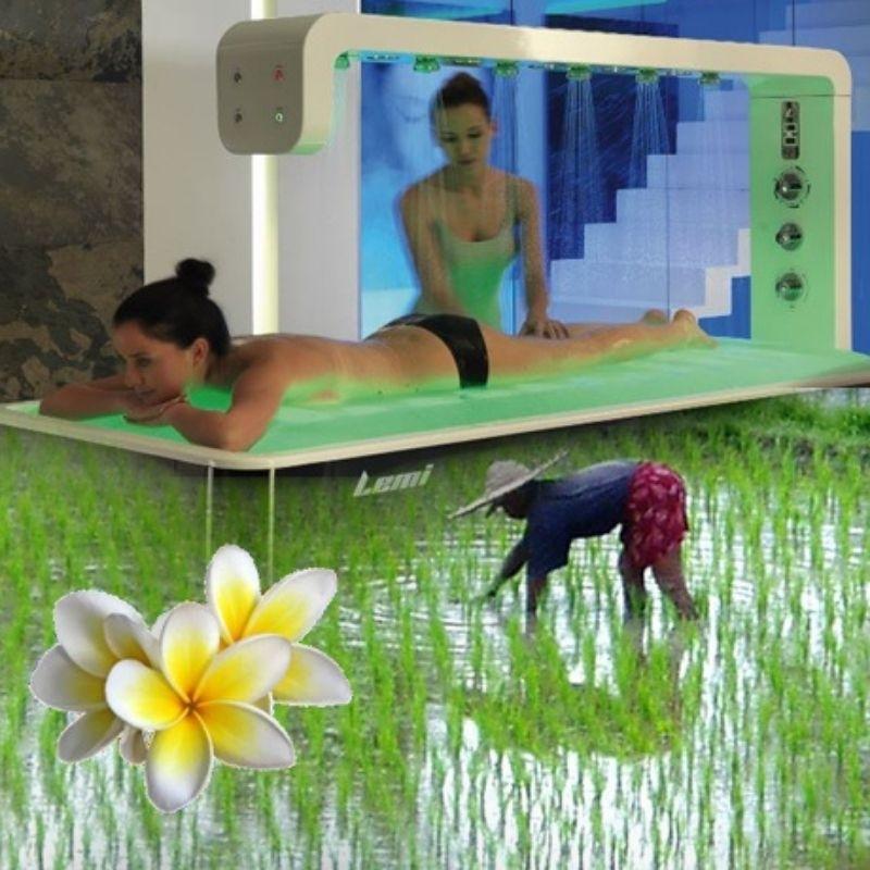 le Massage Hawaïen le Lomi-Lomi